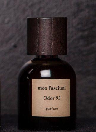 Meo Fusciuni parfum perfume odor 93 odor93 hide m