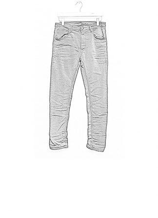 POEME BOHEMIEN men jeans FW18 CO EA grey hide m 1
