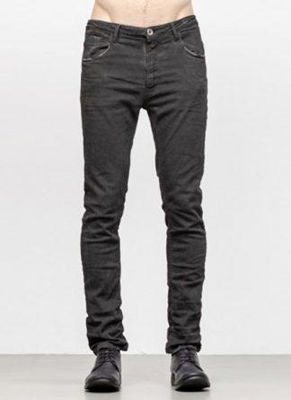 POEME BOHEMIEN men jeans FW18 CO EA grey hide m 2