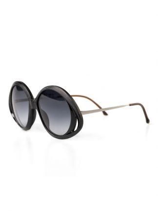 Rigards sun glasses brille eyewear sonnenbrille RG0078 titanium genuine horn black white hide m 2