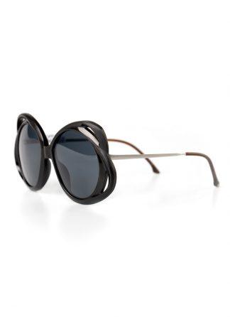 Rigards sun glasses brille eyewear sonnenbrille RG0079 A108 titanium genuine horn black hide m 2