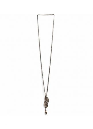 Werkstatt Muenchen necklace fine chain rosebud 3912 925 sterling silver hide m