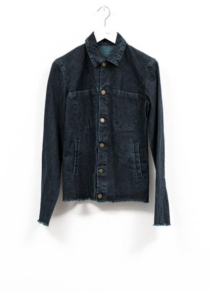 m.a maurizio amadei women denim jacket jeans jacke DJ01.3 CDI cotton indigo hide m 6