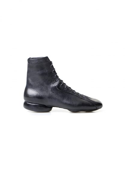 m moriabc maurizio altieri women CCCC NoVe I Boxing Shoe sneaker hand made damen frauen schuh sneaker box calf leather black purple hide m 2