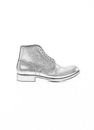 mmoriabc maurizio altieri men ankle boot shoe schuh stiefel AA Dve horween horse destroyed leather black hide m 1