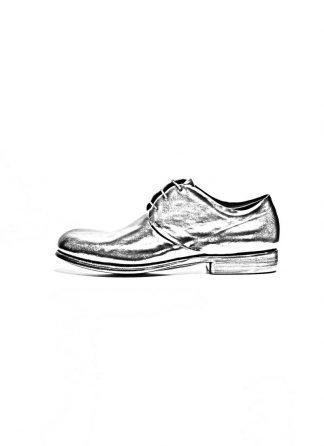 mmoriabc maurizio altieri men derby shoe schuh CC I genuine horween shell cordovan leather black hide m 1