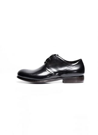 mmoriabc maurizio altieri men derby shoe schuh CC I genuine horween shell cordovan leather black hide m 2