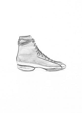 mmoriabc maurizio altieri women goodyear handmade boxing shoe schuh CCCC NoVe I box calf leather black hide m 1