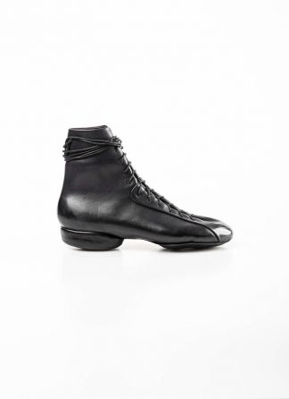 mmoriabc maurizio altieri women goodyear handmade boxing shoe schuh CCCC NoVe I box calf leather black hide m 2