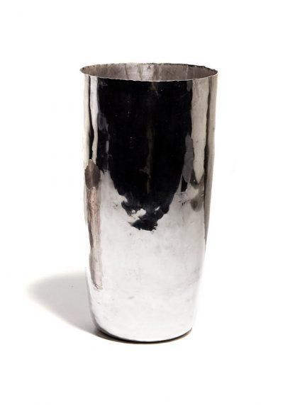 werkstatt munchen M0040 VASE tableware silverware handmade sterling silver hide m 1