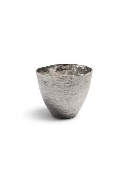 werkstatt munchen m0061 sake goblet sterling silver hide m 1