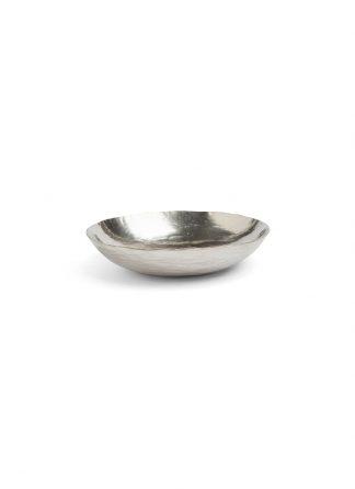 werkstatt munchen m0081 soy bowl sterling silver hide m 1
