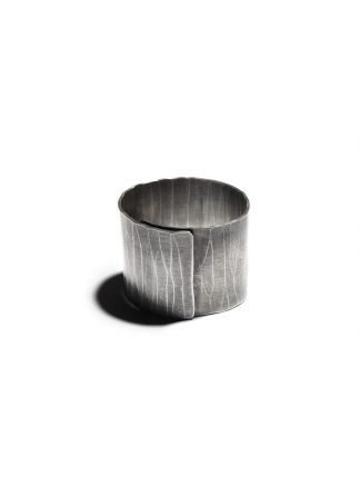 werkstatt munchen m0121 serviette ring sterling silver hide m 1