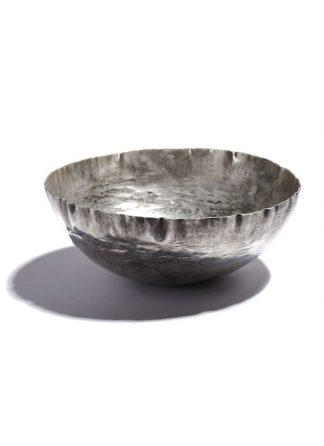 werkstatt munchen m0140 handmade bowl 2 sterling silver hide m