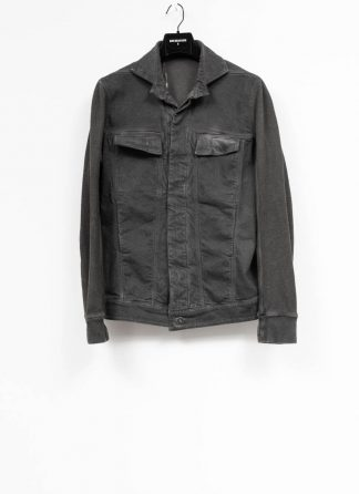 BORIS BIDJAN SABERI roots TEJANA2 men jacket herren jeans jacke FKU10001 F099 cotton ea patina grey hide m 2