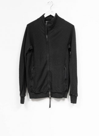 BORIS BIDJAN SABERI roots men zip jacket ZIPPER1 FMV00026 cotton black hide m 2
