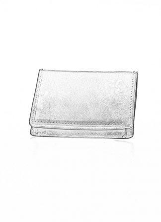 GUIDI wallet geldboerse PT3 kangaroo full grain leather black hide m 1