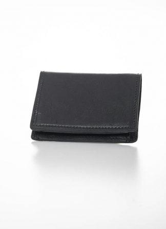 GUIDI wallet geldboerse PT3 kangaroo full grain leather black hide m 2