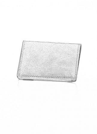 GUIDI wallet geldboerse PT3 kangaroo leather grey CO11T hide m 1
