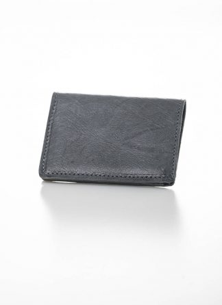 GUIDI wallet geldboerse PT3 kangaroo leather grey CO11T hide m 2