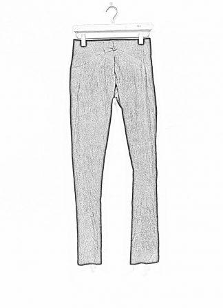 M.A MAURIZIO AMADEI women med fit pants hose PW212 EV.R viscose eme coal hide m 1