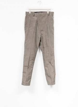 TAICHI MURAKAMI men lc trouser pants hose FW1920 3layer nylon wp medium grey hide m 2