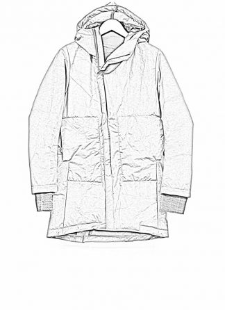 TAICHI MURAKAMI mountain parka long insulated jacket FW1920 3layer nylon wp primaloft beige hide m 1