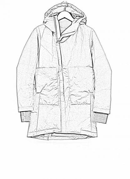 TAICHI MURAKAMI mountain parka long insulated jacket FW1920 3layer nylon wp primaloft beige hide m 1