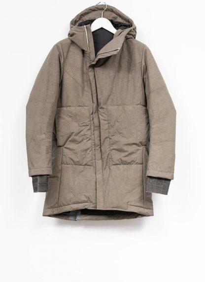TAICHI MURAKAMI mountain parka long insulated jacket FW1920 3layer nylon wp primaloft beige hide m 2