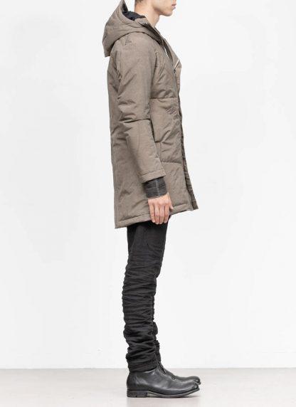 TAICHI MURAKAMI mountain parka long insulated jacket FW1920 3layer nylon wp primaloft beige hide m 5
