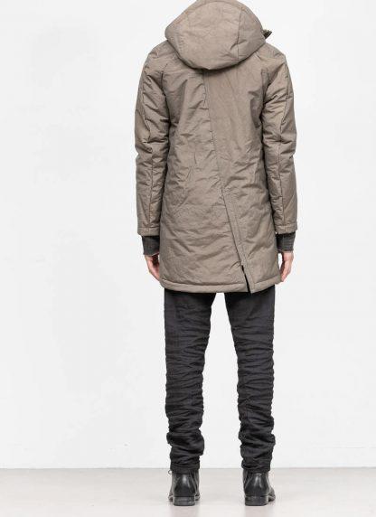 TAICHI MURAKAMI mountain parka long insulated jacket FW1920 3layer nylon wp primaloft beige hide m 6