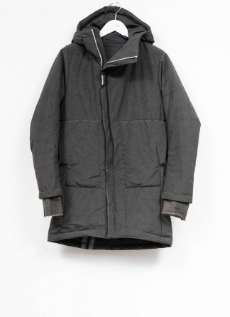 TAICHI MURAKAMI mountain parka long insulated jacket FW1920 3layer nylon wp primaloft black hide m 2