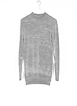 BORIS BIDJAN SABERI roots men round neck sweater herren pulli exclusively limited exclusive FPI30002 FPI30003 cashmere patina grey hide m 1