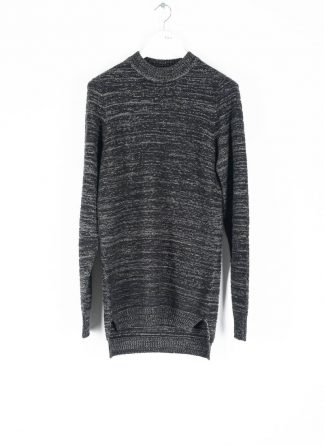 BORIS BIDJAN SABERI roots men round neck sweater herren pulli exclusively limited exclusive FPI30002 FPI30003 cashmere patina grey hide m 2