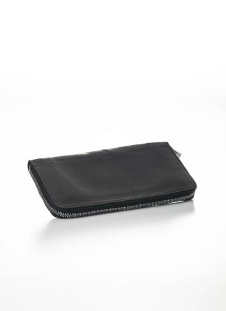 GUIDI zip wallet geldboerse c6 kangaroo full grain leather black hide m 2
