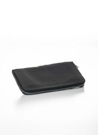GUIDI zip wallet geldboerse c6 kangaroo full grain leather black hide m 2