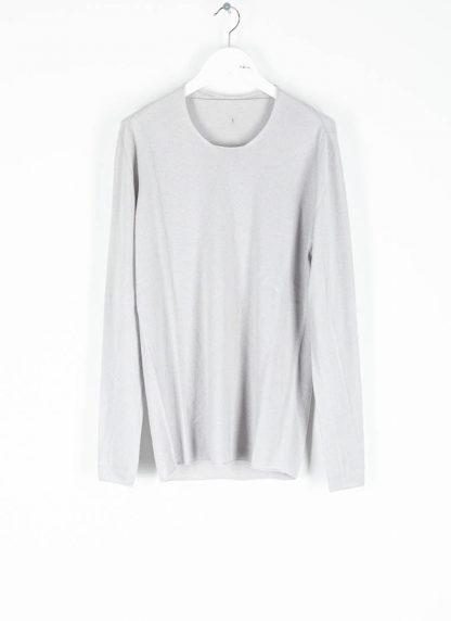 LABEL UNDER CONSTRUCTION men Punched Circle Neck Sweater herren pulli 34YMSW223 WS16 RG 343 cashmere light silk hide m 2