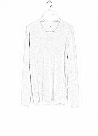 LABEL UNDER CONSTRUCTION men Punched Circle Neck Sweater herren pulli polover 34YMSW223 WS16 RG 343 cashmere light silk hide m 1