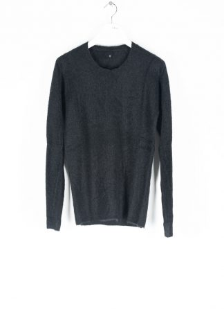 LABEL UNDER CONSTRUCTION men Raglan Sweater herren pulli 34YXSW236 WS90 RG 349 cashmere silk black hide m 2