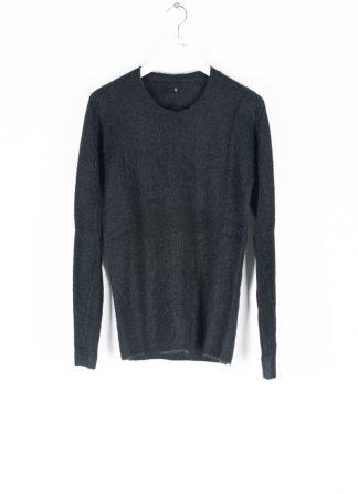 LABEL UNDER CONSTRUCTION men Raglan Sweater herren pulli 34YXSW236 WS90 RG 349 cashmere silk black hide m 2
