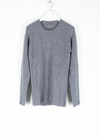 LABEL UNDER CONSTRUCTION men Raglan Sweater herren pulli 34YXSW236 WS90 RG 349 cashmere silk medium grey hide m 2