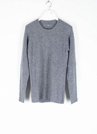 LABEL UNDER CONSTRUCTION men Raglan Sweater herren pulli 34YXSW236 WS90 RG 349 cashmere silk medium grey hide m 2