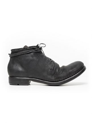 LAYER 0 limited hand made goodyear shoe ankle boot schuh 2.5 h10 hgy horse cordovan rev leather grey black hide m 2