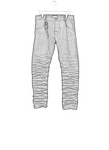 LAYER 0 men 5pocket pants jeans hose 22 10 cotton denim black hide m 1