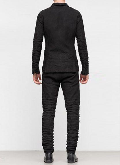 LAYER 0 men H blazer jacket jacke 22 09 ramie black hide m 5