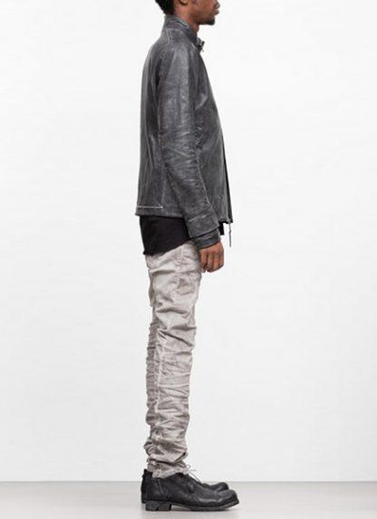 LAYER 0 men H jacket horse leather black hide m 4