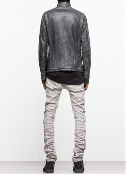 LAYER 0 men H jacket horse leather black hide m 5