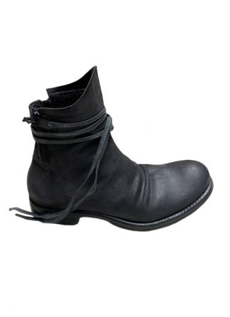 LAYER 0 men zip boot 1 5 h16 goodyear 21 08 black calf rev sheepskin lining black hide m 2