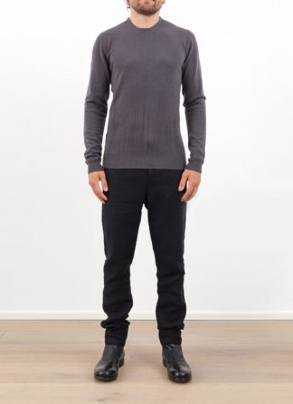Label Under Construction SWEATER SKYLINE SWEATER CASHMERE GREY hide m 2