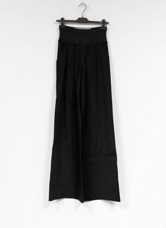 RICK OWENS larry women bias pants damen hose new wool black hide m 2